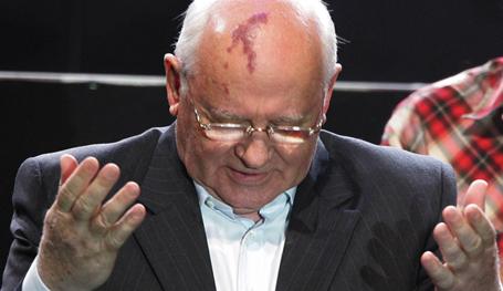 Скелеты в шкафу Горбачёва