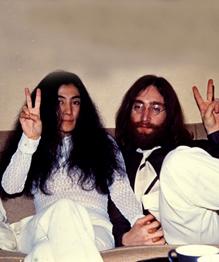 Наставница и гуру Джона Леннона