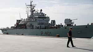 Патрульные корабли типа Cassiopea - всегда на 1-й линии