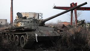 Заброшенный бронетанковый ремонтный завод в Уссурийске