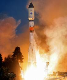 Космические войска России
