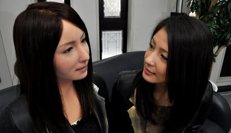 Роботы: особенности поведения и интеллекта
