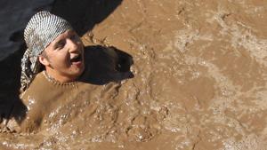 Любители поваляться в грязи