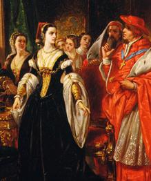Екатерина Арагонская. Жена как повод для ереси