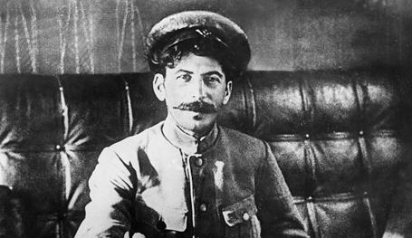 65 лет смерти Сталина: семинарист, террорист, победитель