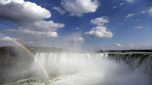 Названа дата гибели Ниагарского водопада