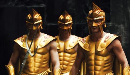 Опозоренный спецназ древних армий