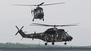 Южная Корея продемонстрировала свой первый военный вертолет