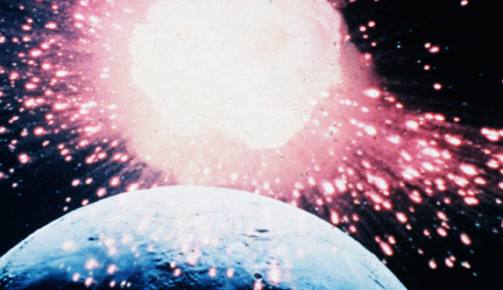 Пугающие теории о Луне
