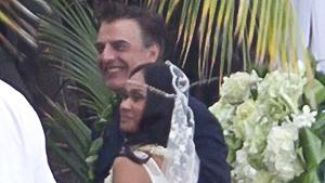 Звездные свадьбы уходящего года