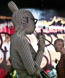 Жан-ПольГотье - единственный парижский модельер унисекс