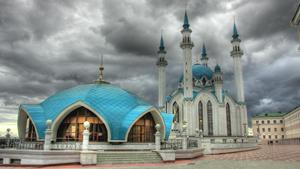 Главная джума-мечеть российских татар