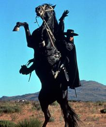 Зорро - робин гуд из Эльдорадо