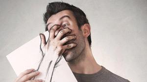 """Мультипликацонные """"селфи"""" от Себастьяна де Гросу из Парижа"""