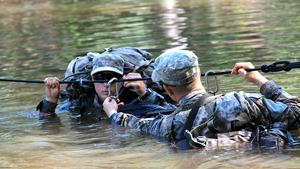 Испытание болотом. США тренируют солдат для войны с Россией