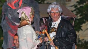 Хеллоуин у Кейт Хадсон: Почему бомонд любит нечистую силу?