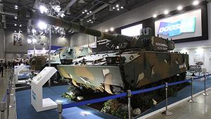 Международная аэрокосмическая и оборонная выставка в Сеуле