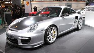Самый мощный Porsche представлен в Москве