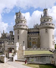 """Замки - """"дома для боязливых"""". Но очень красивые..."""