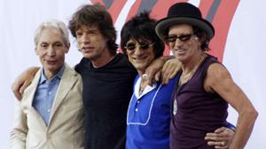 The Rolling Stones празднует полувековой юбилей