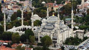 Стамбул. Мешочникам и баклажанам не обращаться!