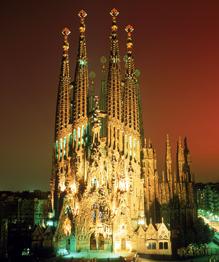 Храм Святого Семейства - долгострой по-каталонски