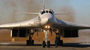 "Ту-160 ""Белый Лебедь"""