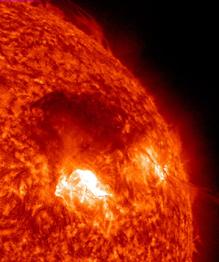 Как Солнце грозит убить жизнь на Земле. Фотофакты