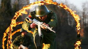 Армия Китая. Тяжело в учении – легко в бою!