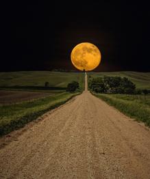 Новая гипотеза возникновения Луны