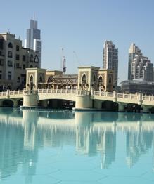 Арабская жемчужина в куче песка. Чем знаменит Дубай?