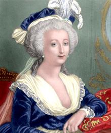 Мария-Антуанетта - приговоренная к смерти с рождения