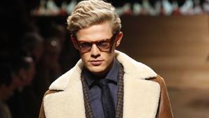 Мужская мода в Милане
