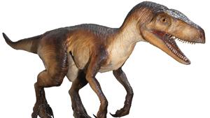 Динозавры юрского периода уйдут с молотка