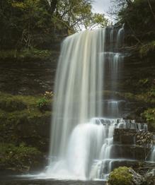 Водопады завораживают