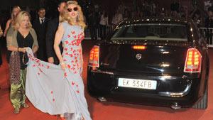 Режиссерский дебют Мадонны