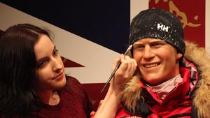 Новый двойник принца Гарри демонстрирует готовность к зиме