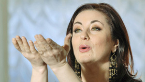 Тамара Гвердцители празднует полувековой юбилей