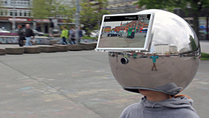 Шлем для замедления темпа жизни