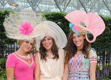 Изысканные женские шляпки
