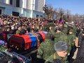 Похороны героя: Донецк прощается с Гиви