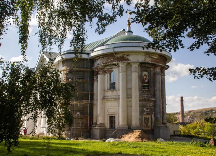 Катав-Ивановск: церковь Иоанна Предтечи