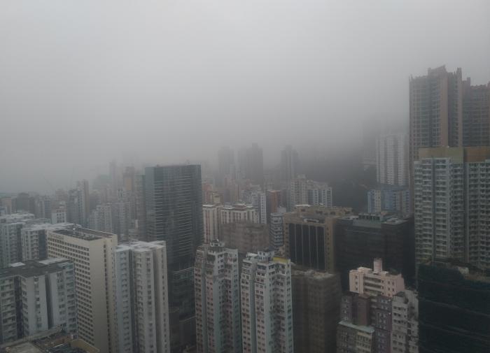 Гонконг в 2019 году