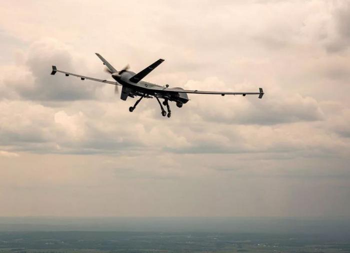 летательный аппарат, беспилотник, разведка