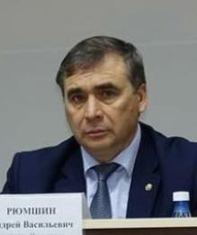Андрей  Рюмшин. Последние новости по теме