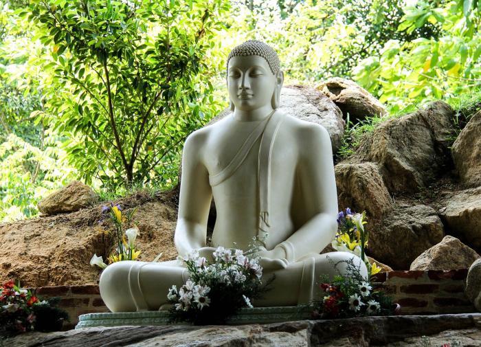 Будда. Шри-Ланка