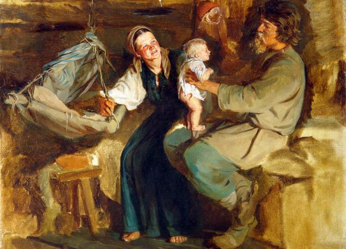 Родительская радость, Кирилл Лемох