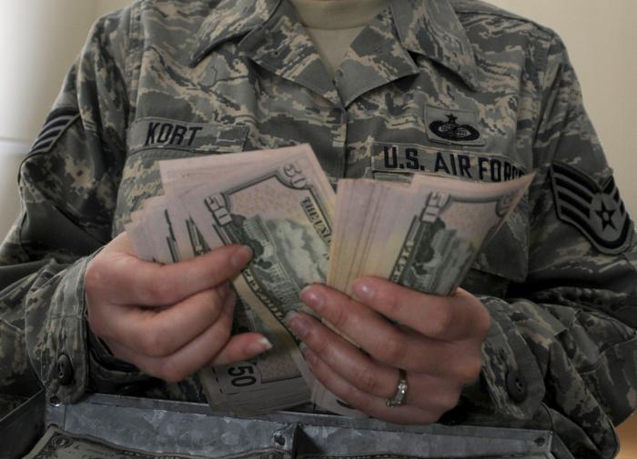 военный бюджет США