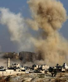 Алеппо. Последние новости по теме