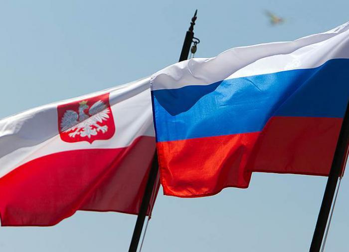 Россия Польша
